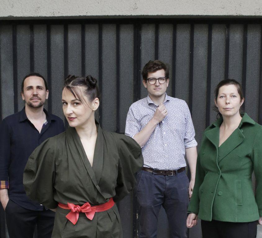 Eröffnung & Jelena Popržan Quartett