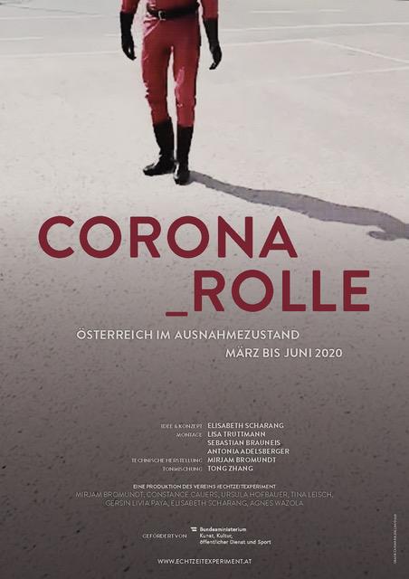 Corona_Rolle & Workshop mit Constance Cauers