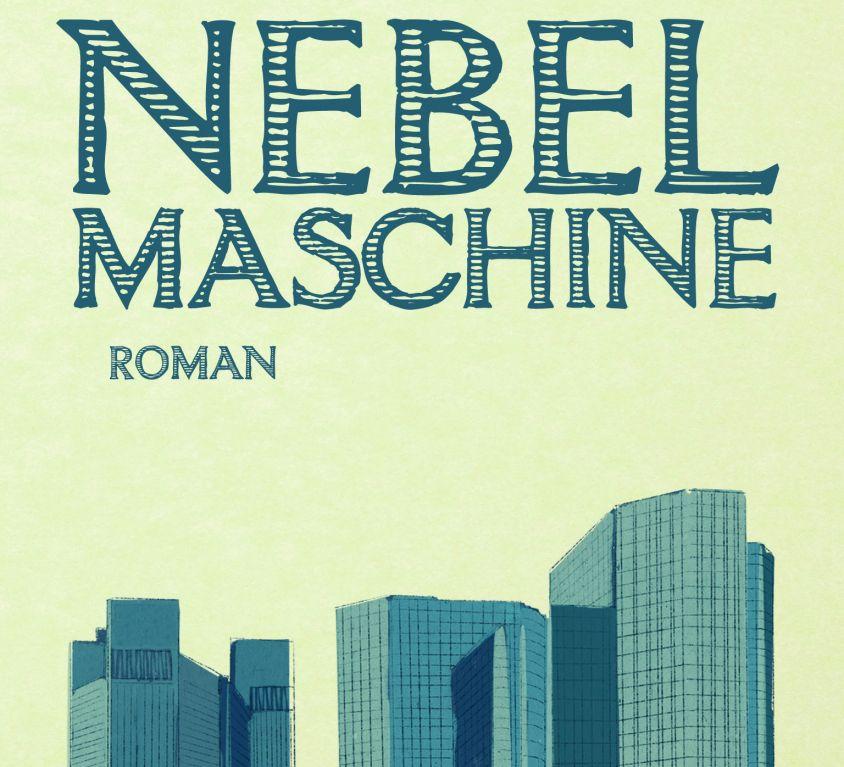 """Elena Messner liest aus ihrem Buch """"Nebelmaschine"""""""
